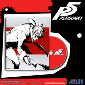 Persona 5 Day One Steelbook Edition