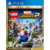 Lego Marvel Super Heroes 2 Deluxe Edition Milano Ship