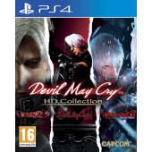 Dmc Devil May Cry Hd Collection
