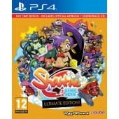 Shantae Half Genie Hero Ultimate D1 Edition