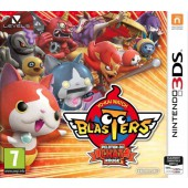 Yo-kai Watch Blasters Peloton Du Chat Rouge