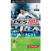 KONAMI Pro Evolution Soccer 2012 (pes)