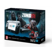 Nintendo Wii U Pack Premium ZombiU 32 Go Noir