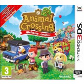 Animal Crossing New Leaf Welcome Amiibo + 1 carte