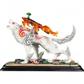 ***statuette First 4 Figures - Okami - Amaterasu