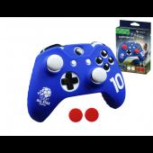 Custom Kit Football Bleu