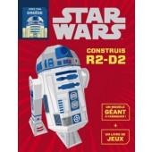 Livre à construire - Star Wars - R2-D2