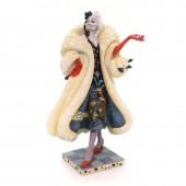 Statuette - Les 101 Dalmatiens - Disney Traditions Cruella