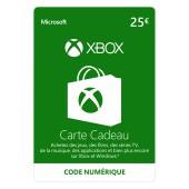 Xbox Live 25 Euros Xbox 360 - Xbox One