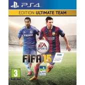 FIFA 15 Edition Ultimate Team