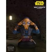 Buste Gentle Giant - Star Wars Episode VII - 1/6 Maz Kanata 14 cm