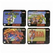 Dessous de verre - Nintendo - Jeux Super Nintendo