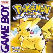 Pokemon Version Jaune (GB)