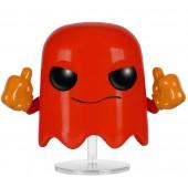 Figurine Toy Pop 83 - Pac-man - Blinky