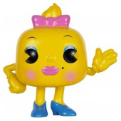 Figurine Toy Pop - Pac-man - Miss Pac-man