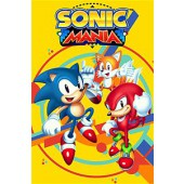 Sonic Mania - Jeu complet