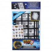 Accessoire - Yo-Kai Watch - Recharges de pages pour Album Collector - Série 1
