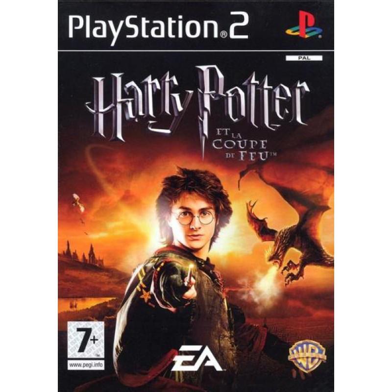 Harry potter et la coupe de feu sur ps2 tous les jeux - Harry potter et la coupe de feu streaming gratuit ...