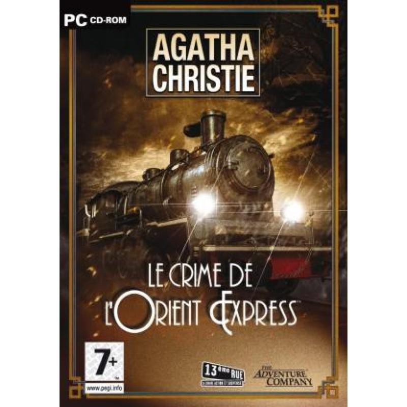 Agatha Christie, Le Crime De L\'orient Express sur PC, tous les ...