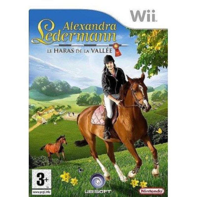 Editeur : Ubisoft Développeur : Lexis Numérique Type : Aventure / Sport Note du test : 11/20 Date : 25 octobre 2007 Forte d'un succès aussi fulgurant qu'imprévisible, la série Alexandra Ledermann en est déjà à son huitième opus sur PC.