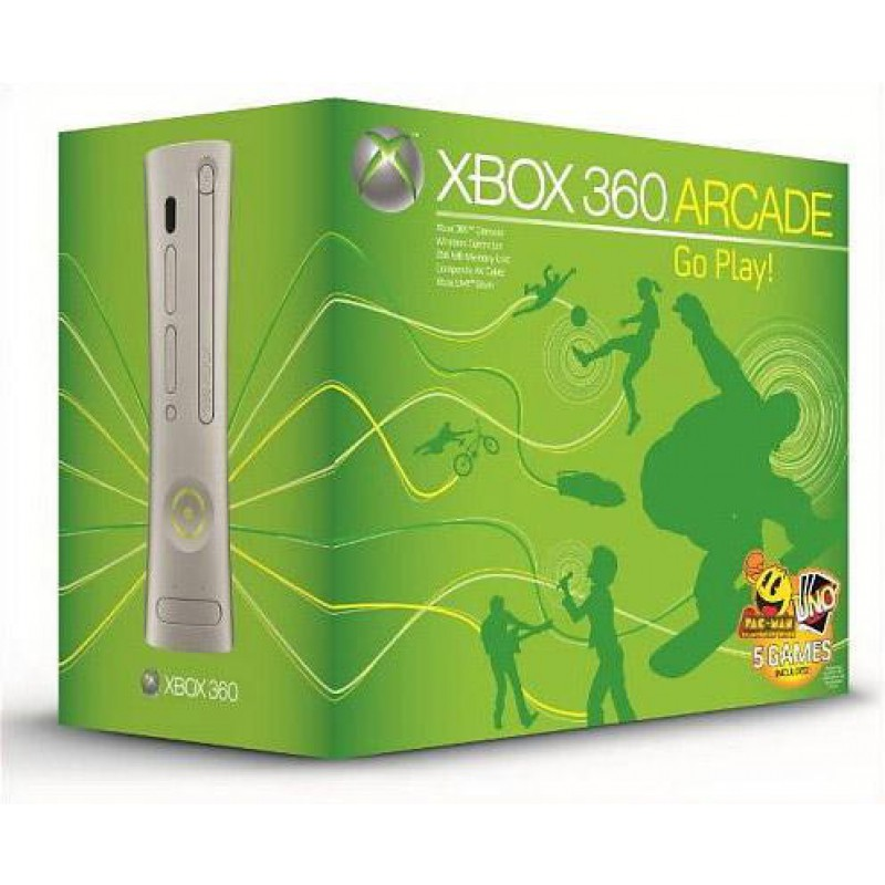 image du jeu Xbox Value Pack Arcade (sega Superstar Tennis) sur XBOX 360