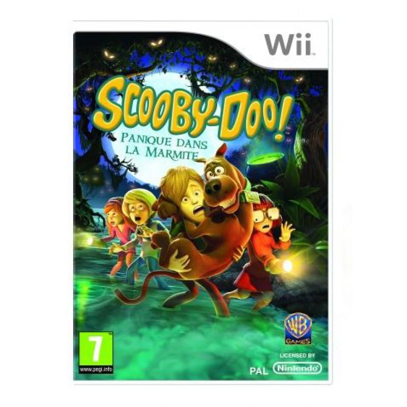 Scooby doo panique dans la marmite sur wii tous les - Jeux de scooby doo gratuit ...