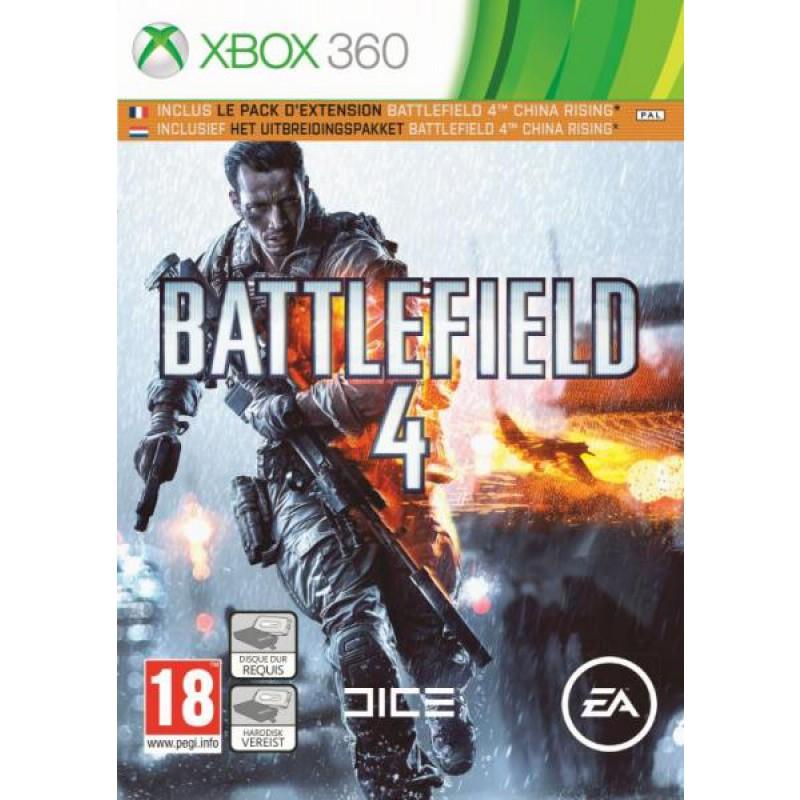 image du jeu Battlefield 4 sur XBOX 360