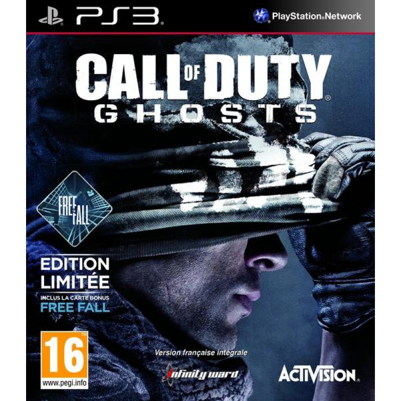 image du jeu Call Of Duty : Ghosts sur PS3