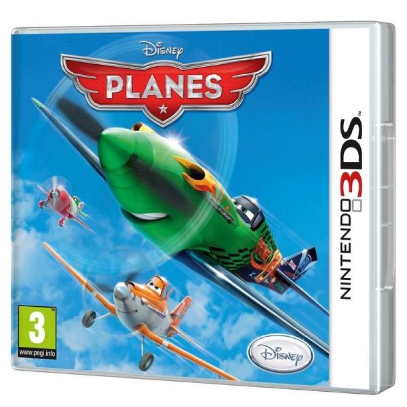 image du jeu Planes sur 3DS