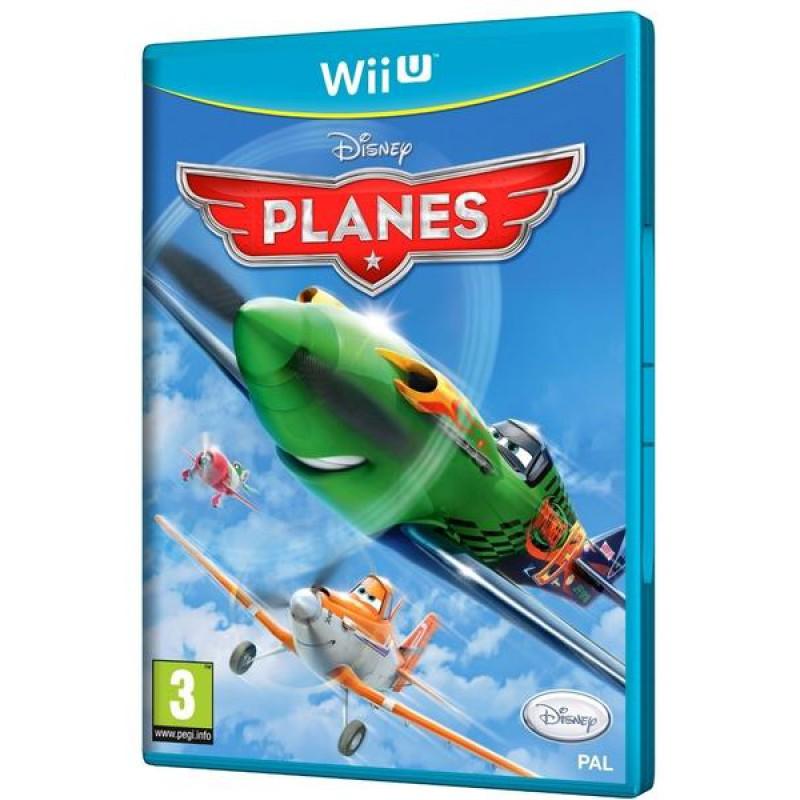 image du jeu Planes sur WII U