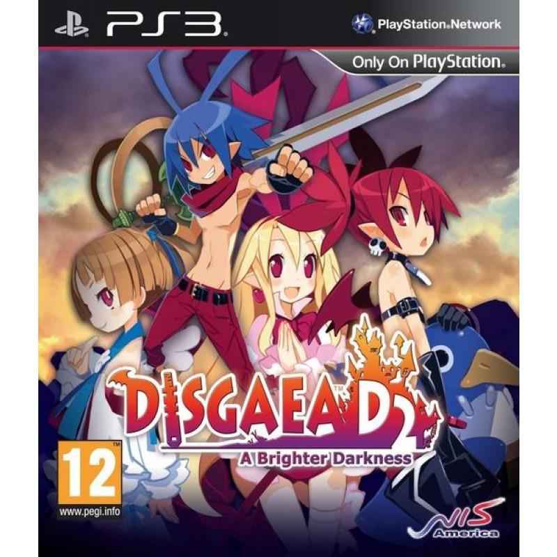 image du jeu Disgaea D2 : A Brighter Darkness sur PS3