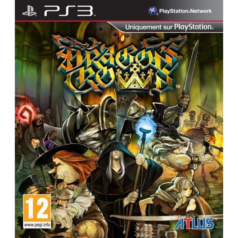 image du jeu Dragon's Crown sur PS3
