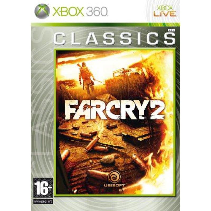 image du jeu Far Cry 2 Classics 3 sur XBOX 360