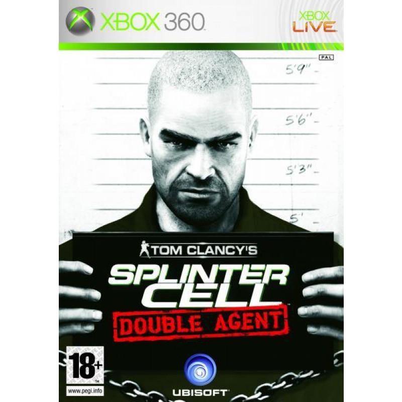 image du jeu Tom Clancy's Splinter Cell : Double Agent Classic 3 sur XBOX 360