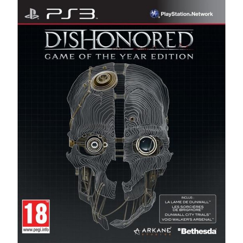 image du jeu Dishonored Goty Edition sur PS3