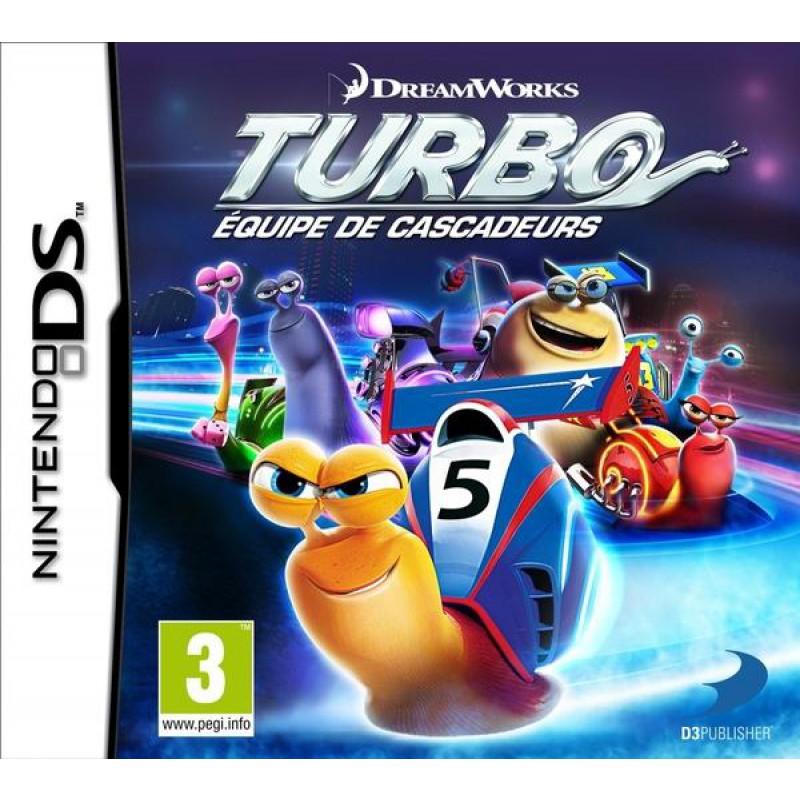 image du jeu Turbo : Equipe De Cascadeurs sur DS