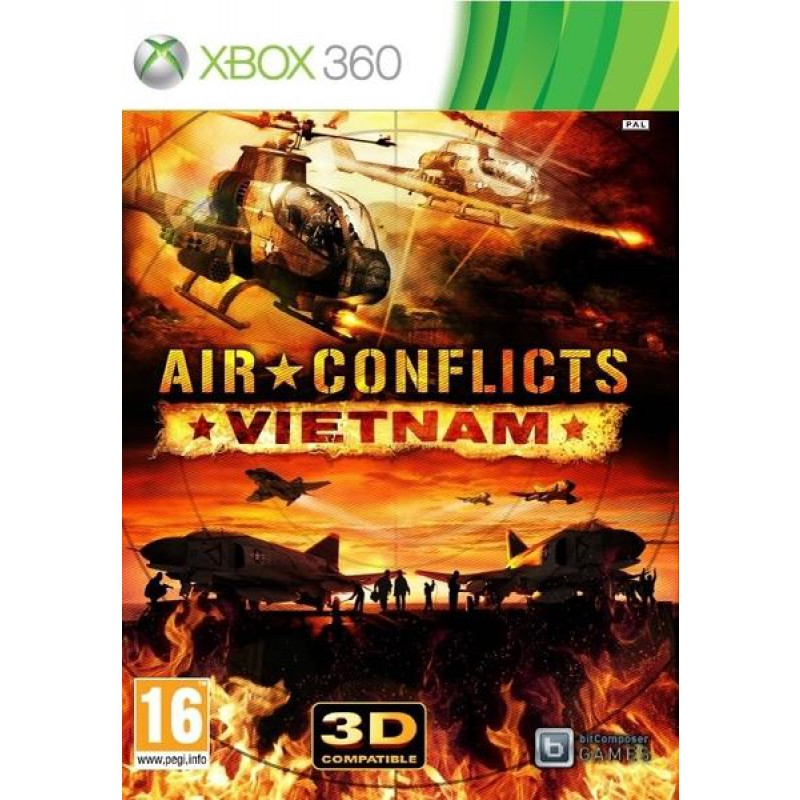 image du jeu Air Conflicts : Vietnam sur XBOX 360