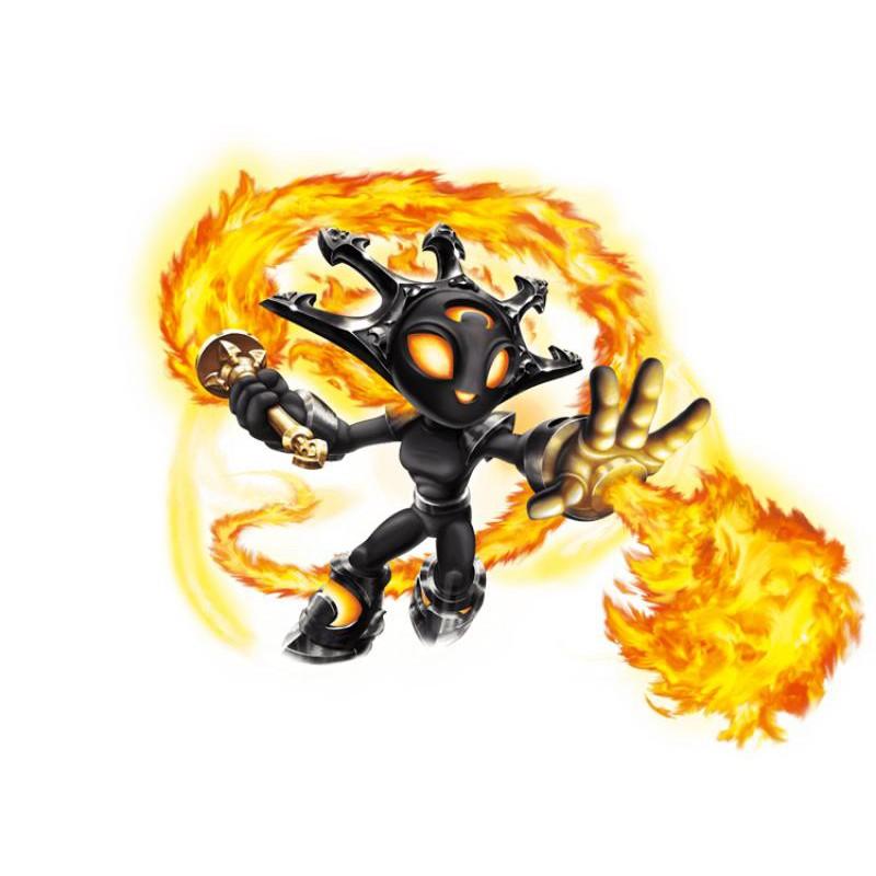 image du jeu Figurine Skylanders Swap Force Smolderdash sur AUTRES