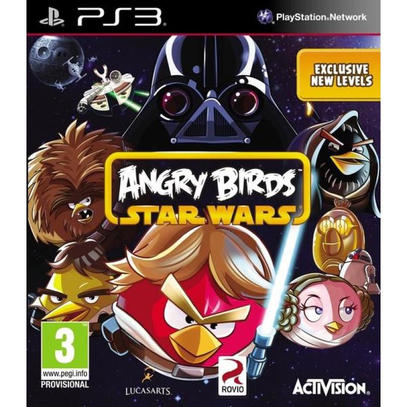 image du jeu Angry Birds : Star Wars sur PS3