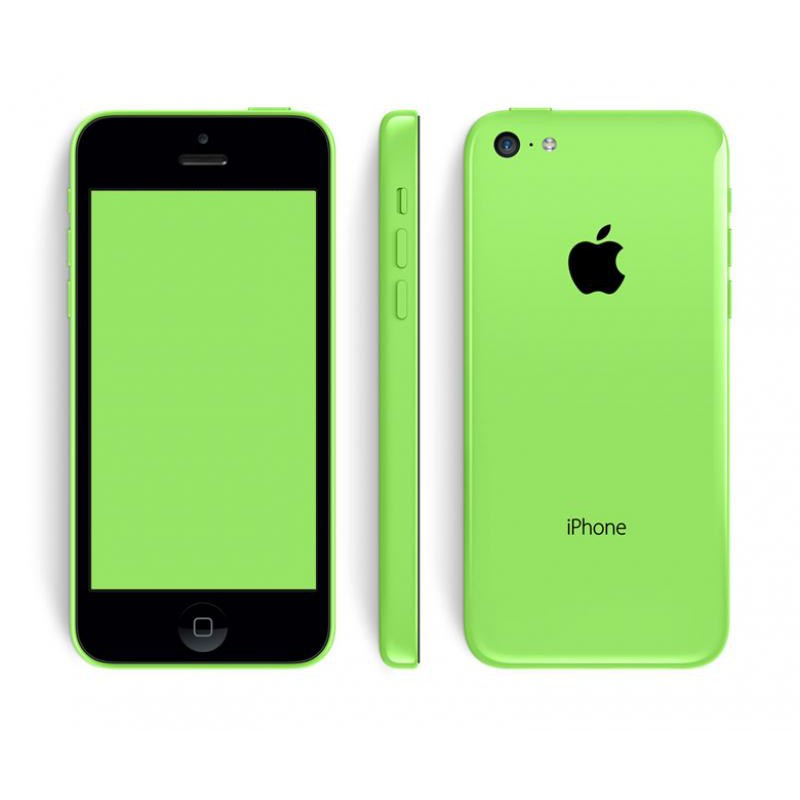 image du jeu Pack+ iPhone 5C 32Go Vert - Opérateur Orange sur SMARTPHONE
