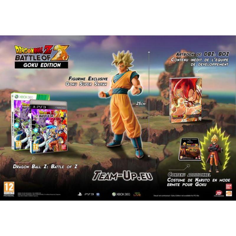 image du jeu Dragon Ball Z : Battle Of Z Collector Edition sur XBOX 360
