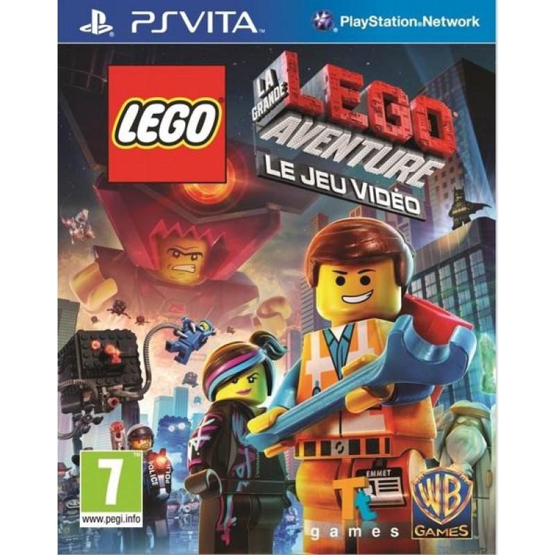 image du jeu La Grande Aventure Lego : Le Jeu Vidéo sur PS VITA