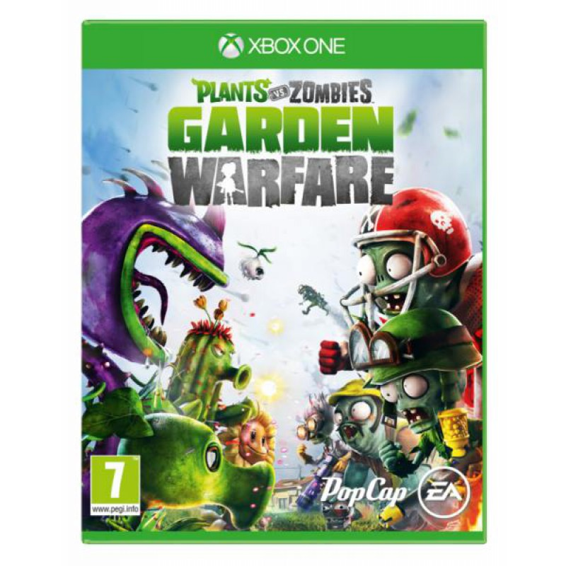 image du jeu Plants Vs Zombies : Garden Warfare sur XBOX ONE
