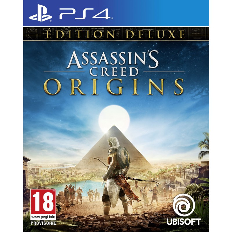 assasins creed ps4