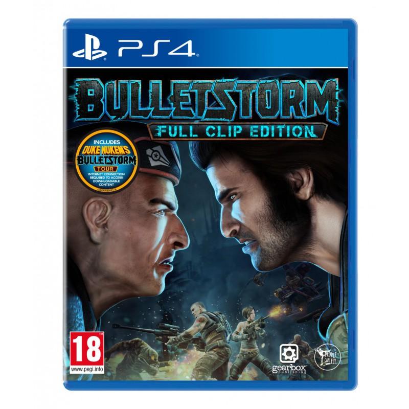 Bulletstorm full clip edition exclusivit micromania sur ps4 tous les jeux vid o ps4 sont - Jeux en ligne ps4 ...