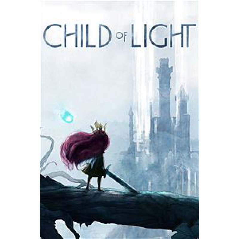 Image Du Jeu Child Of Light   Jeu Complet Sur XBOX ONE