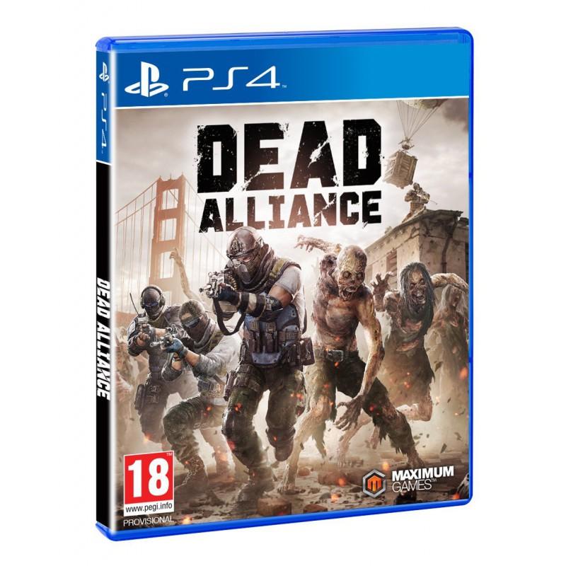 image du jeu Dead Alliance sur PS4