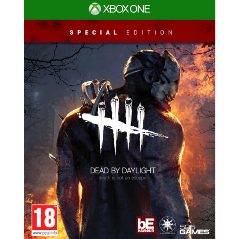 dead by daylight sur xbox one tous les jeux vid o xbox one sont chez micromania. Black Bedroom Furniture Sets. Home Design Ideas