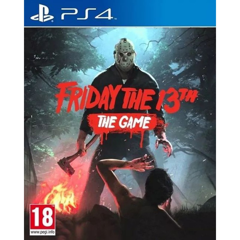 friday the 13th the game sur ps4 tous les jeux vid o ps4 sont chez micromania. Black Bedroom Furniture Sets. Home Design Ideas