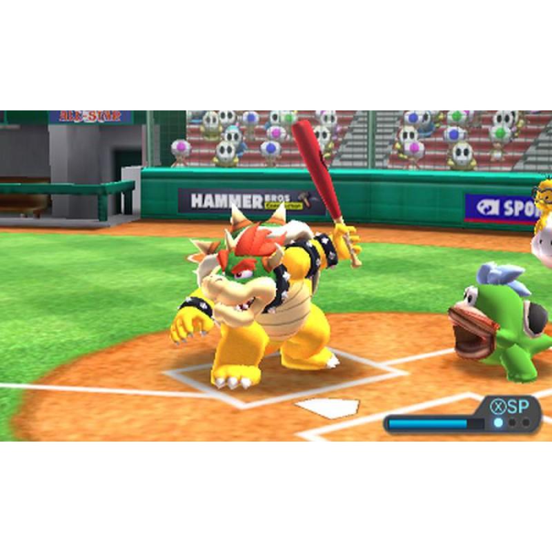 mario sports superstars jeu 3ds 1 carte amiibo